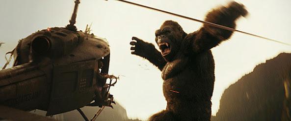 エネゴリ男祭「キングコング:髑髏島の巨神」
