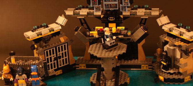 レゴ バットマン バットケイブへの侵入